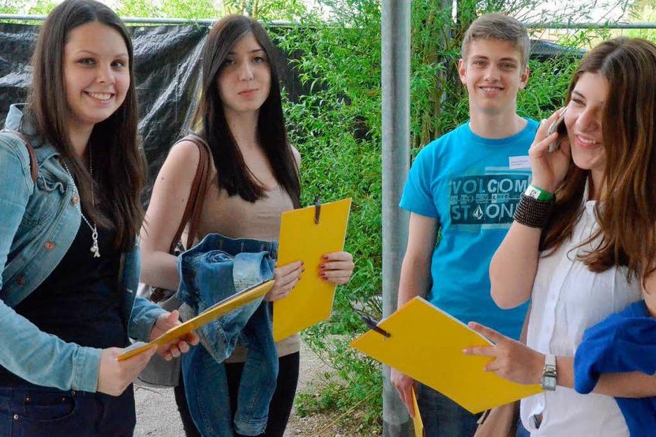 Endlich angekommen: Mitglieder des Jugendgemeinderats Esslingen (Foto: Ingrid Böhm-Jacob)