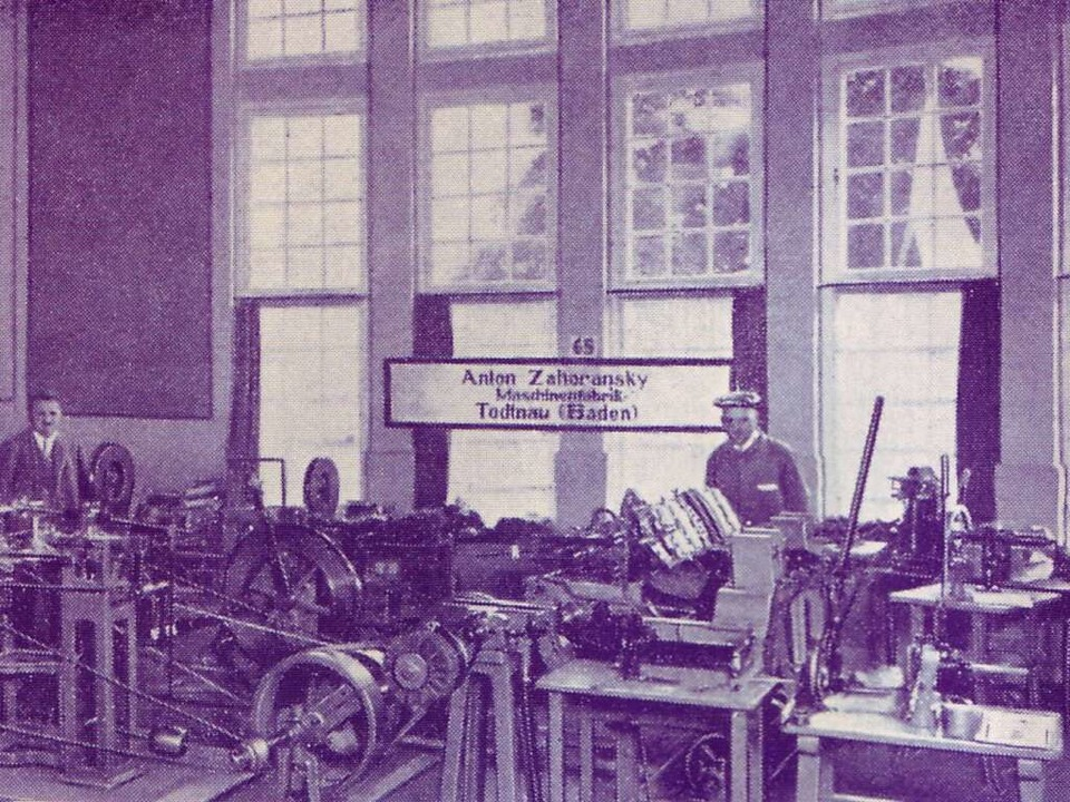 Die   Firma Zahoransky produziert  sei...milienunternehmen ist Weltmarktführer.  | Foto: ZAHO/Smileus (Fotolia.com)/Bloedner
