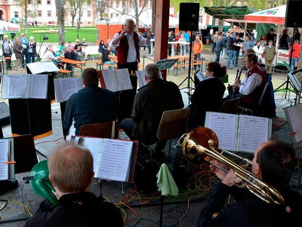 Die Aubachtal-Musikanten...