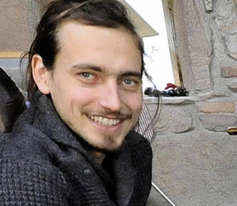 Frederik Heisler    Foto: Zimmermann