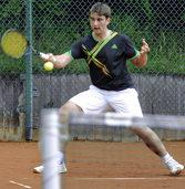 Tennis-Oberligisten ohne Fortune
