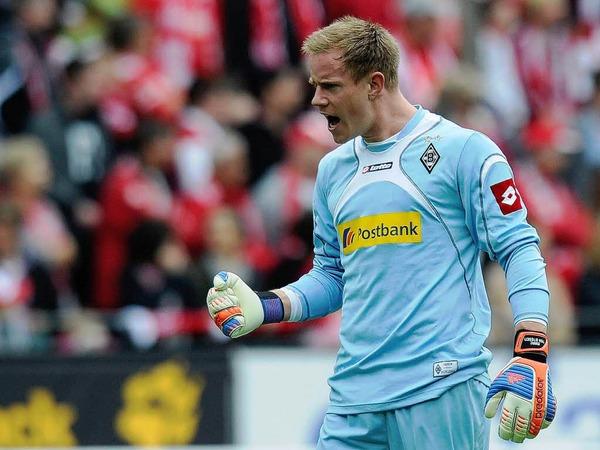 Marc-Andre ter Stegen, Borussia M�nchengladbach