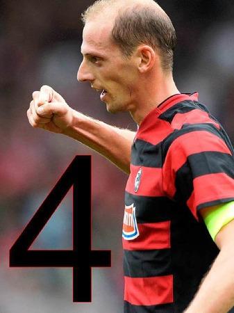 4:  Am vierten  Spieltag gelang mit dem 3:0 gegen Wolfsburg der h�chste Sieg der Saison.