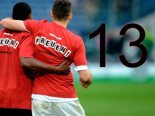 13:  Die Spielzeit 2011/12 war die 13. Erstligasaison des Sportclubs.