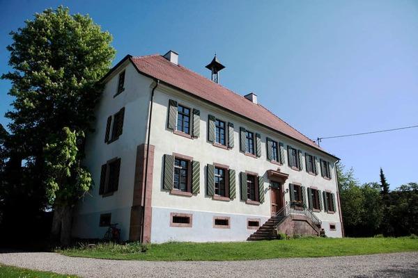 Der Ottenweirer Hof in der Ortenau.