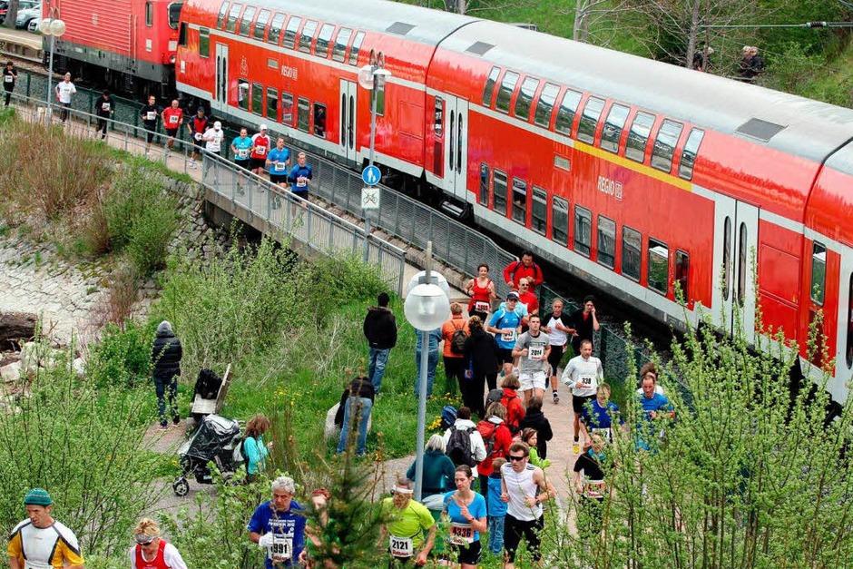 Impressionen vom 28. Schluchseelauf im Hochschwarzwald (Foto: Dieter Reinhardt)