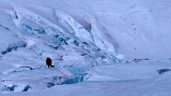 In der Lhotseflanke