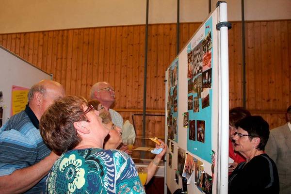 Groß war das Interesse an der historischen Ausstellung zum TV-Jubiläum