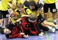 SG-Junioren schaffen die Bundesliga
