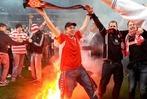 Fotos: Das Chaos-Spiel D�sseldorf gegen Berlin