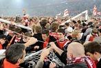 Stimmen zum Chaosspiel D�sseldorf gegen Hertha BSC Berlin