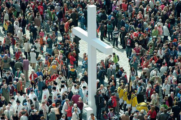 Katholikentag: Kritik an Bischöfen - Deutschland ...