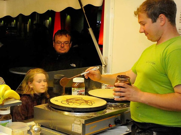 S��e Crepes - was f�r Leckerm�uler