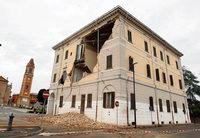 Fotos: das schwere Erdbeben in Italien