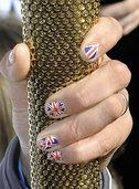 Fackellauf soll die Briten erw�rmen