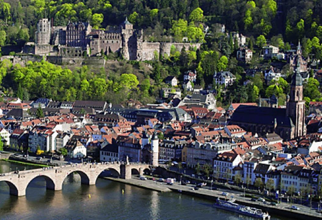 Heidelberger Schloss und Altstadt  | Foto: Heidelberg Marketing GmbH