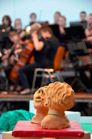 Idealkombination: Musik und bildende Kunst