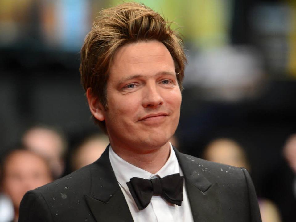 """Der dänische Regisseur Thomas Vinterbe... für seinen Film """"Jagten"""".    Foto: AFP"""