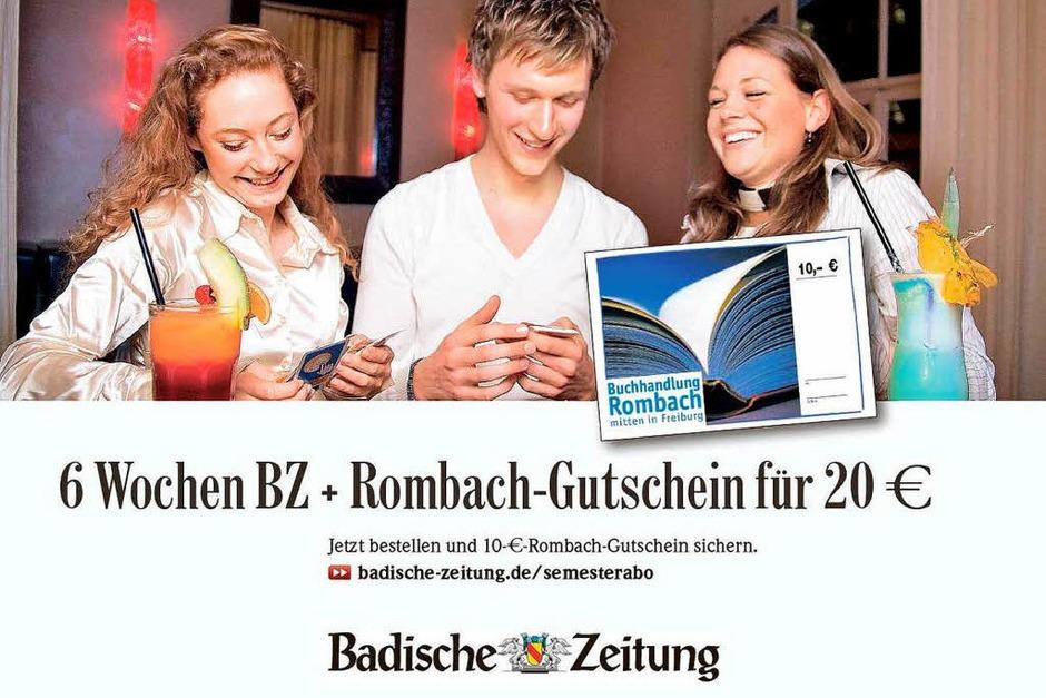 BZ-Azubis mit Model-Qualitäten... (Foto: bz)