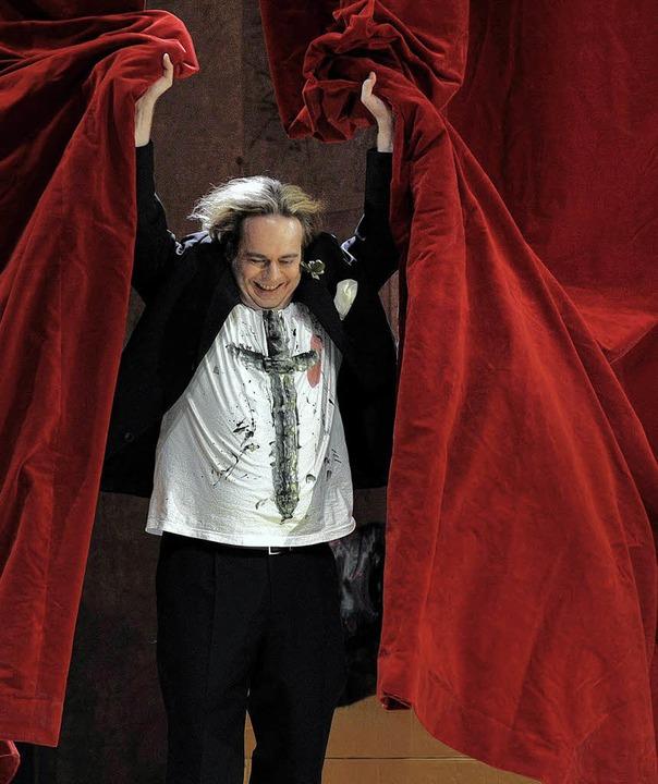 Vorhang zu: Siegfried (Christian Voigt)  | Foto: korbel/dick