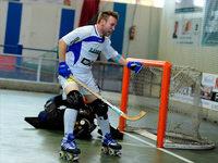 Zwei deutsche Teams im Schweizer Rollhockey-Finale