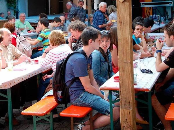 Impressionen von den Ihringer Weintagen und der Winzerolympiade