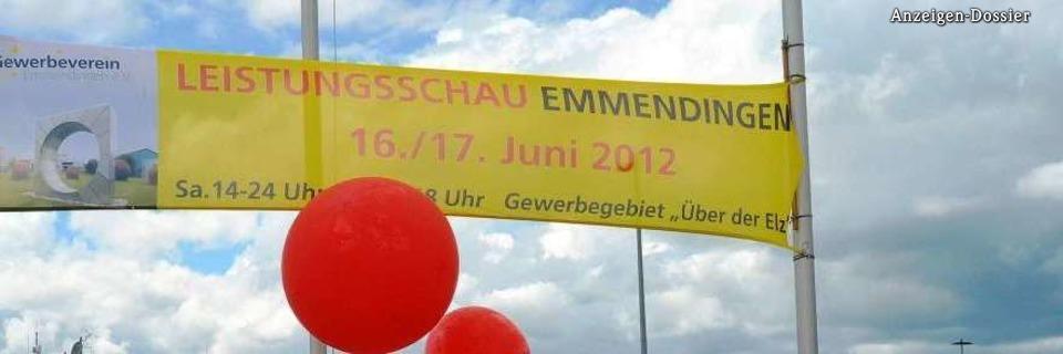 Leistungsschau Emmendingen, 16./17. Juni 2012