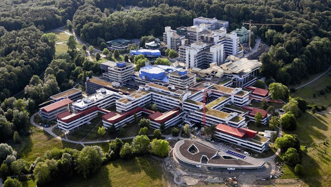 Universität Konstanz    Foto: Vermögen und Bau