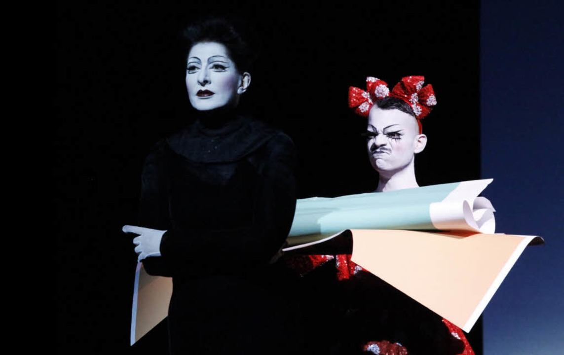 Theater Basel: The Life and Death of Marina Abramovic  | Foto: Lucie Jansch