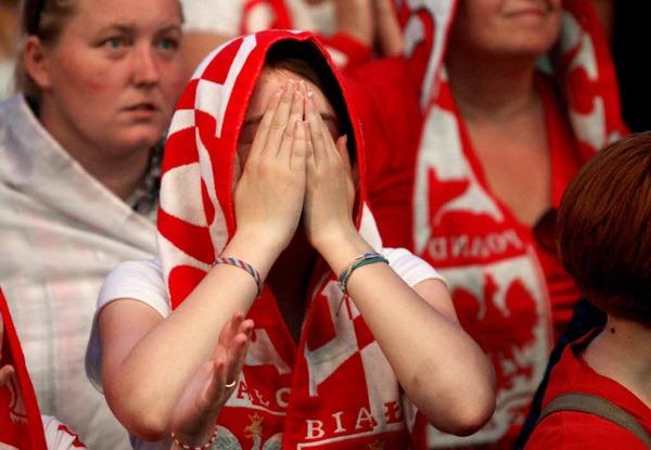 Nur in der Anfangsphase konnten die Polen richtig überzeugen - Tschechien reichte ein guter Konter