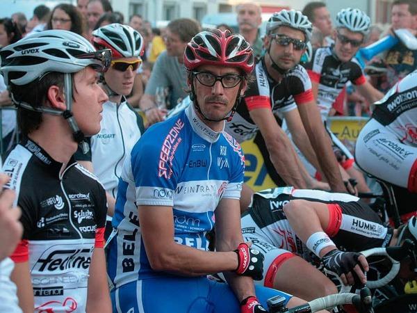 Impressionen vom Radrennen in Kippenheim.