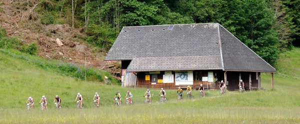 Black Forest Ultra Bike Marathon 2012.
