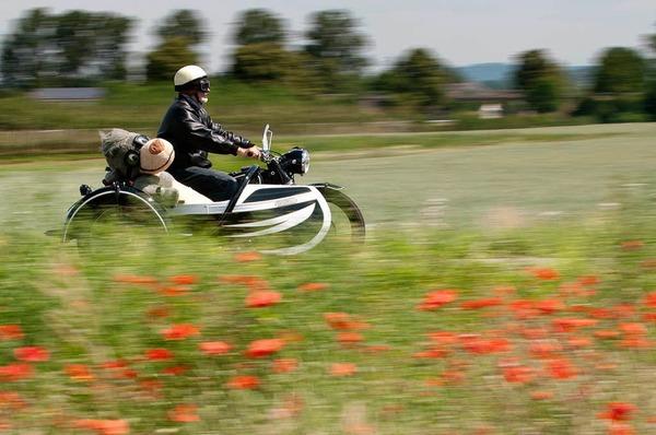 Die ADAC-MSRT-Breisgau-Veteranen-Rallye Freiamt machte Halt in Ettenheim