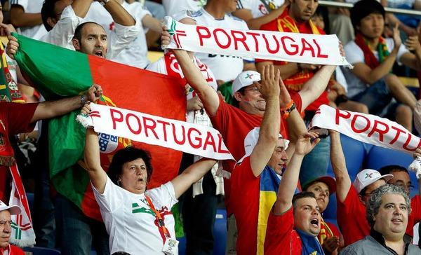 Fotos: Portugal siegt gegen Niederlande mit 2:1