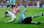 Fotos: Spanien – Kroatien 1:0