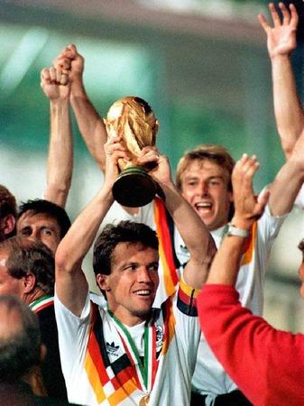 Platz 1: Lothar Matthäus, 150 Länderspiele