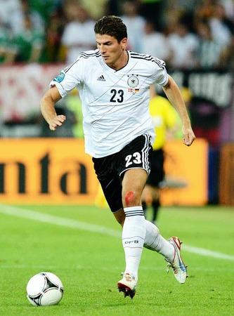 TORE: 3, Mario Gomez (Deutschland)