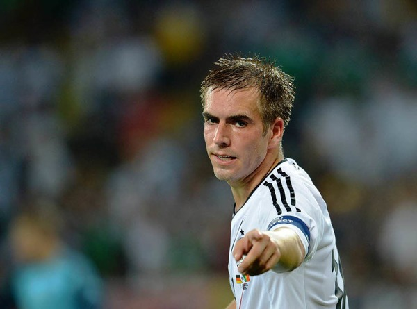 849.921 Facebook-Freunde hat Philipp Lahm, der Kapitän des Nationalteams.