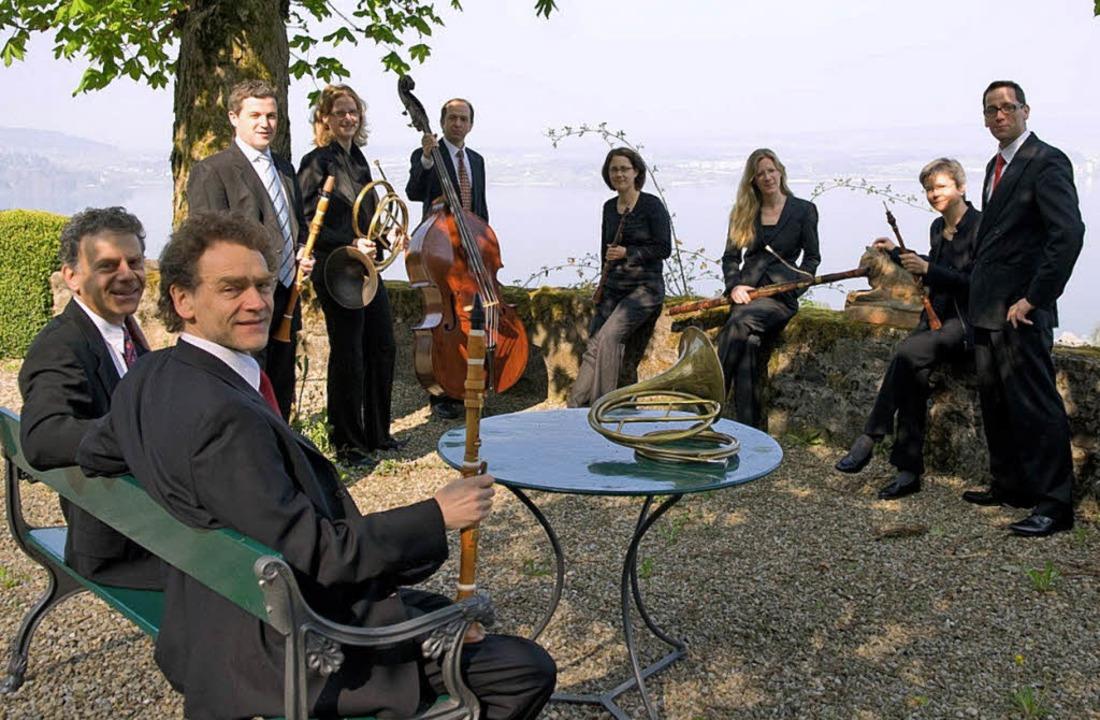 """Sie spielen zur Premiere """"Don Gi...ammer-Solisten Zug unter Stefan Buri.     Foto: PR/Sandra Decoux-Kone"""