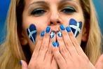 Fotos: So bunt feiern die Fans bei der Euro 2012