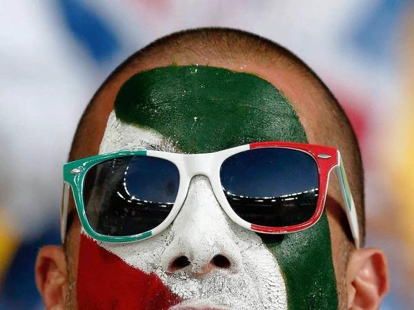 Viertelfinale: England -  Italien trennen sich 2:4 nach Elfmeterschießen