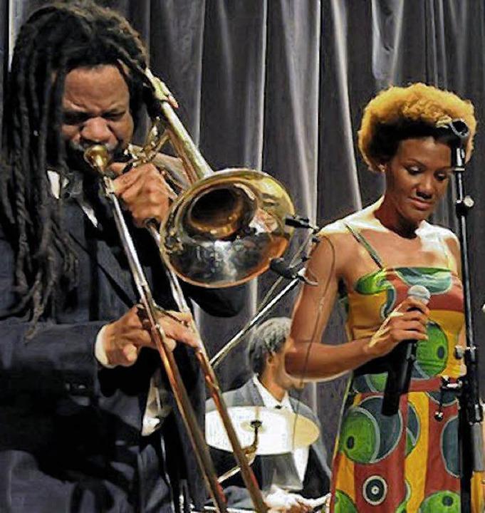 Tritt am Freitag in Weil auf: das Creole Jazz Orchestra     Foto: pro