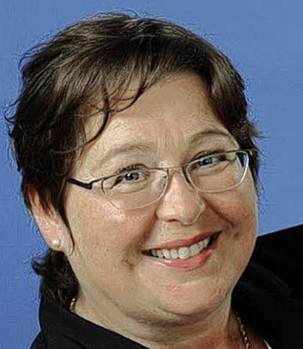 Andrea Lutz, Wirtschaftsförderin im Landkreis Lörrach    Foto: Juri Junkov