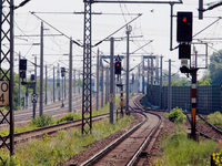 Metalldiebe legen Bahnstrecke Hannover-Hamburg stundenlang lahm