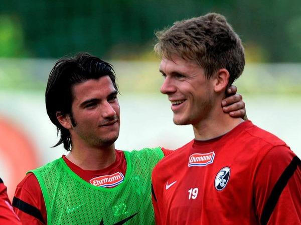 Marco Terrazzino  und Daniel Batz