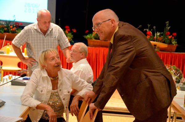 Eindrücke von der Verpflichtung von Oberbürgermeister Klaus Eberhardt
