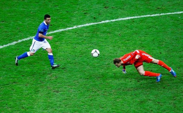 letzter turniersieg deutschland gegen italien