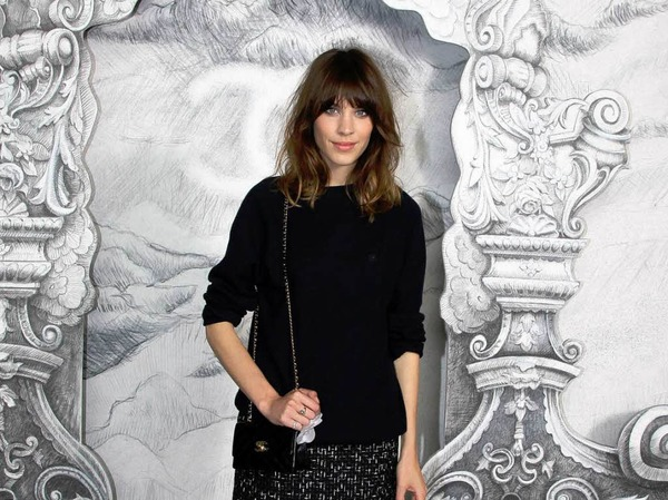 Bei Chanel zu Gast: It-Girl Alexa Chung<ppp></ppp>