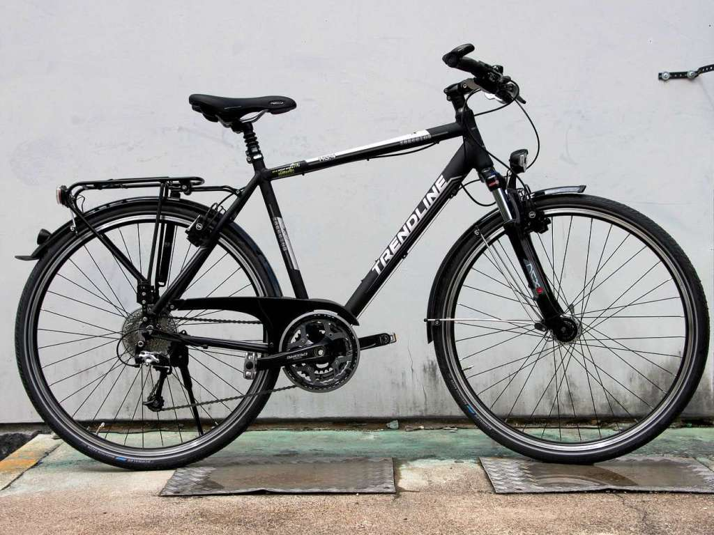 Different types Bike ( Trekking Bike )
