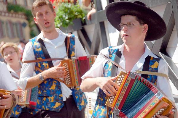 Musikalische Gäste